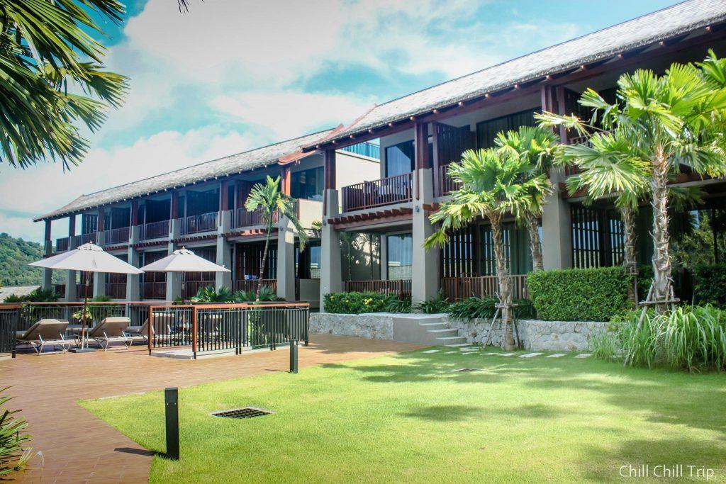 โรงแรม Avista Hideaway