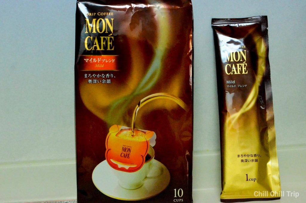 Drip Coffee Mon Cafe'