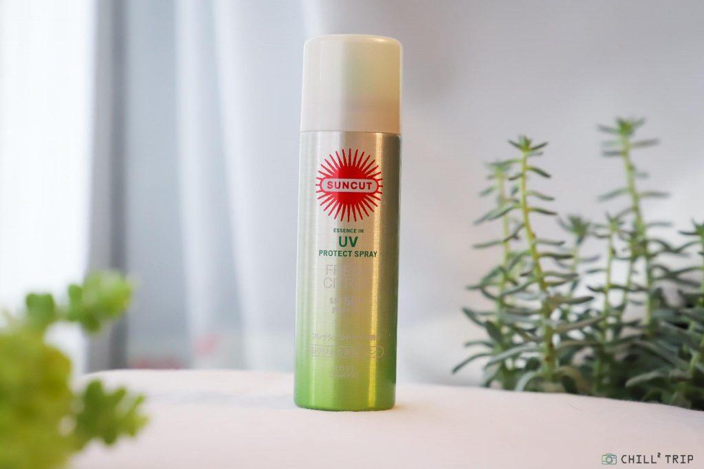 SUNCUT UV Protect Spray Fresh Citrus