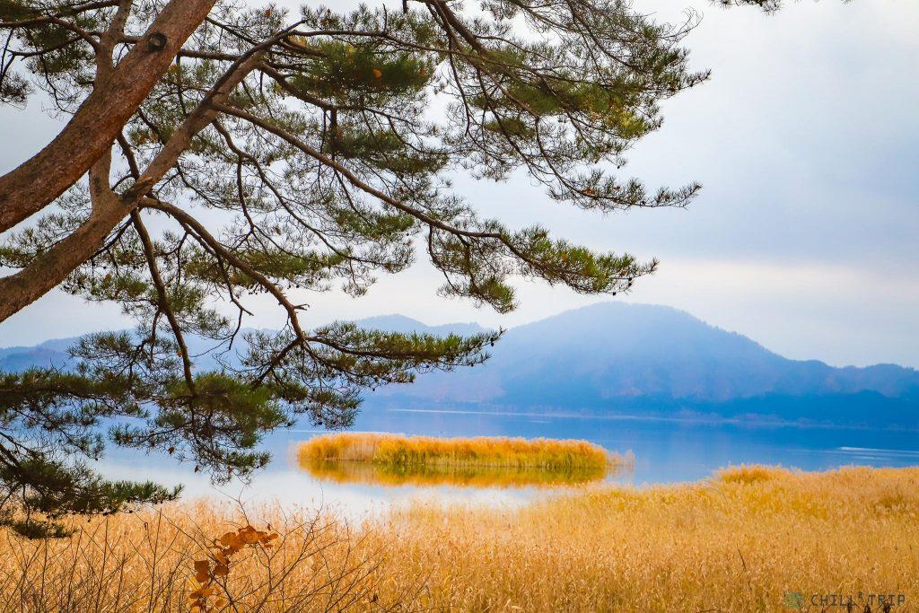 ทะเลสาบทาซาวะ (Lake Tazawa)