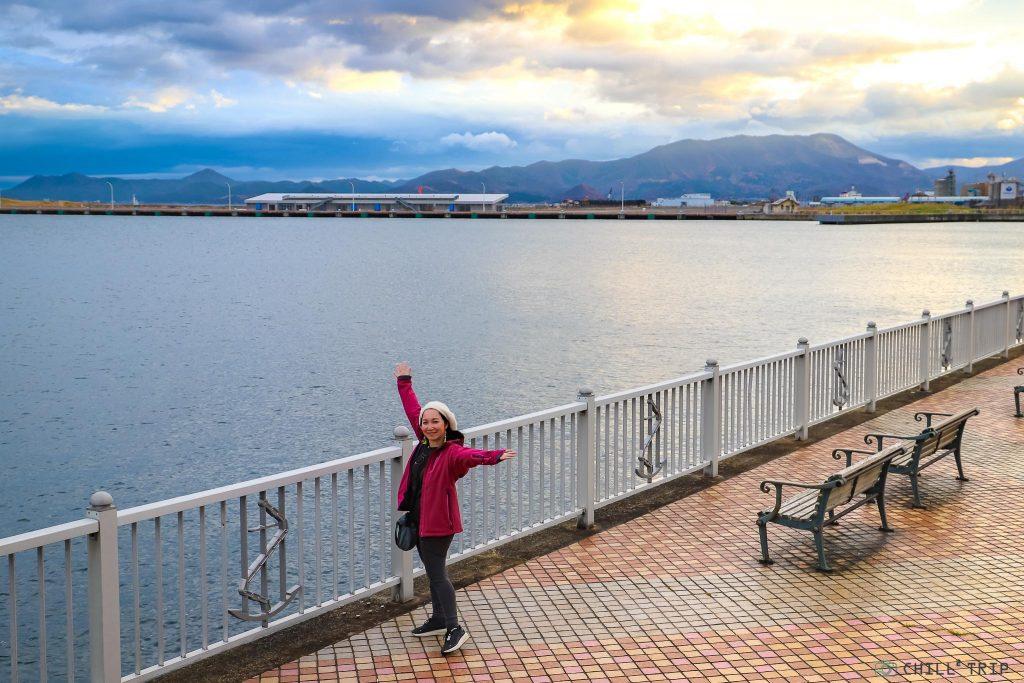 สะพานอ่าวอาโอโมริ Aomori Bay Bridge