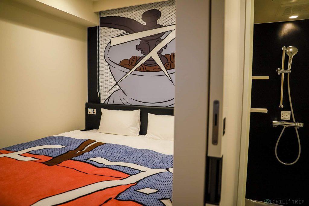 โรงแรม TAVINOS Hamamatsucho