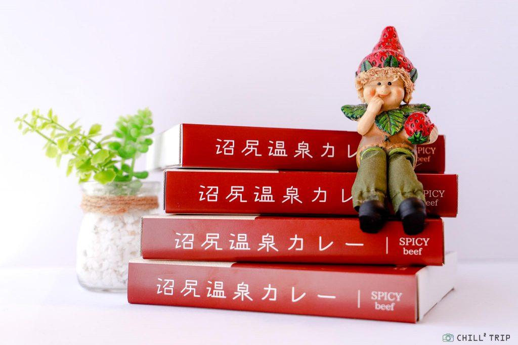 แกงกะหรี่ญี่ปุ่นจากเรียวกังชื่อดัง