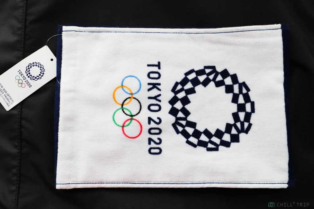 Tokyo Olympic Products