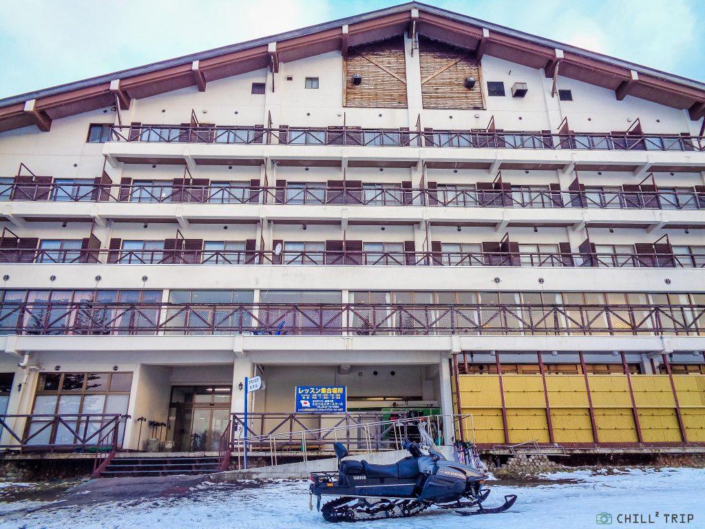 โรงแรม Aizu Astrea