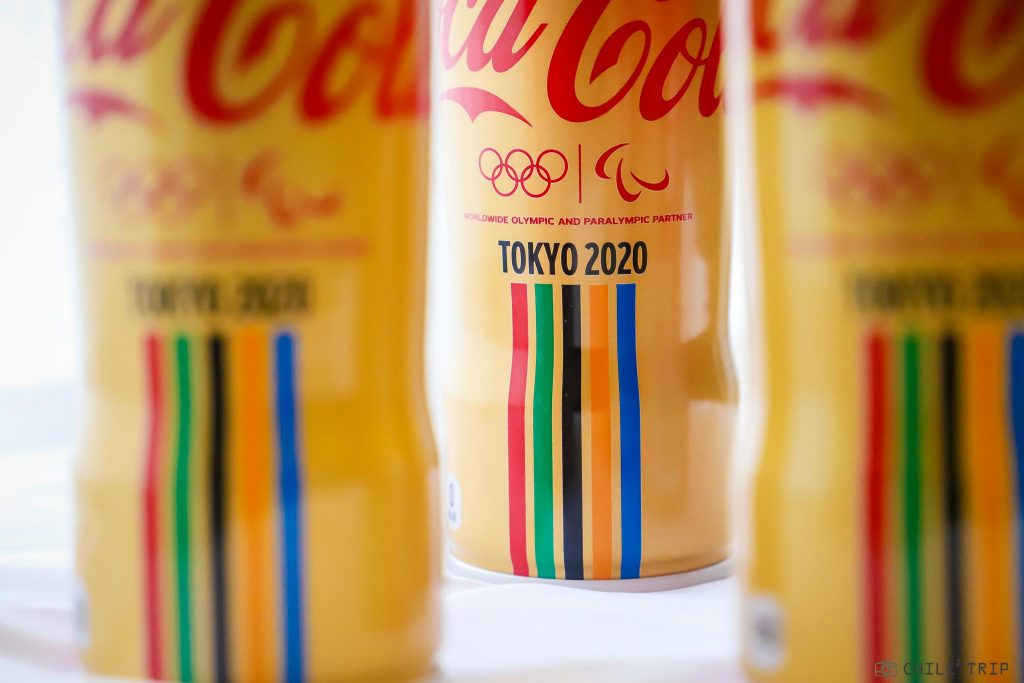 Tokyo 2020 Products
