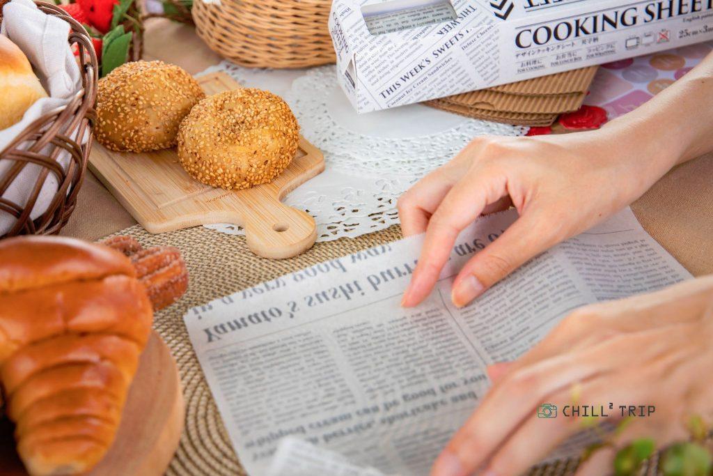 10 ไอเดียห่อขนมปังน่ารักๆ